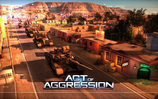 Act of Aggression Now Available on Steam