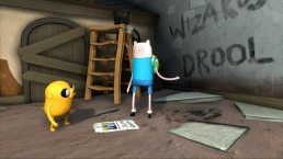 Adventure Time 3D Gaming Cypher