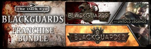 Blackguards Franchise Bundle Sale on Steam Gaming Cypher