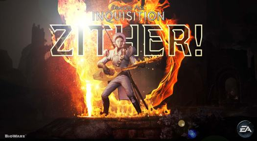 Dragon Age: Inquisition Newest Multiplayer Agent Zither Revealed