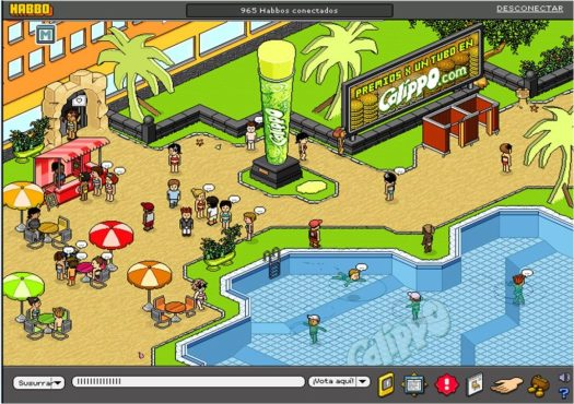 Habbo 15th Birthday Bonanza