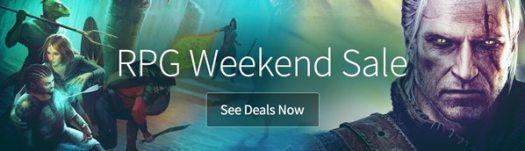 Humble Store RPG Weekend Sale