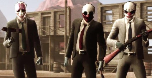 Payday 2 Butcher's Western Pack Trailer