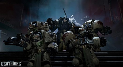 Space Hulk: Ascension Dark Angels Expansion Now Out on Steam
