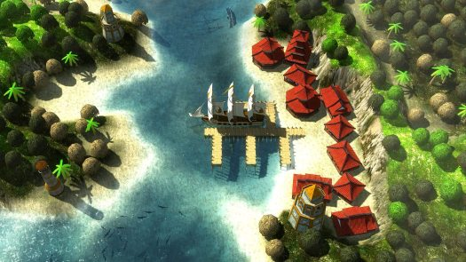 Windward Launches on Steam