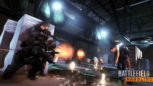 Battlefield Hardline First DLC Criminal Activity Revealed