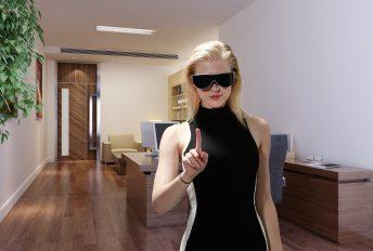 Dlodlo VR Glasses Gaming Cypher 4