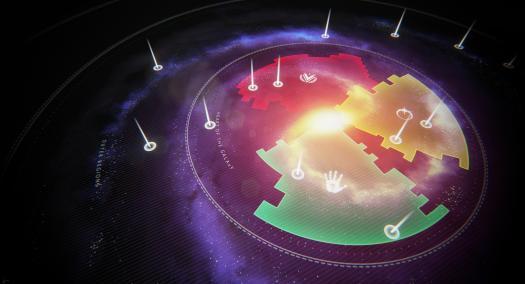 Starfall Tactics New Memories of War Trailer