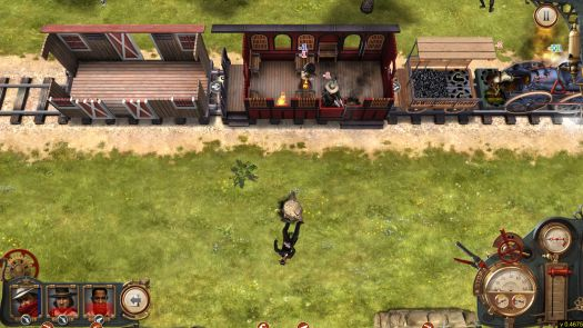 Bounty Train Set to Enter Steam Early Access in August