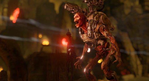 E3 2015 DOOM Gameplay Trailer