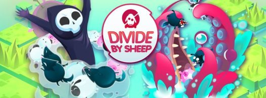 Divide By Sheep by tinyBuild Now on Steam and iOS