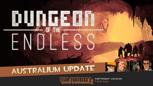 Team Fortress 2 Joins Dungeon of the Endless with Australium Update