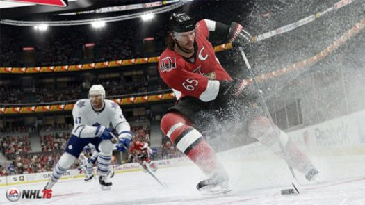 EA SPORTS NHL 16 Puts You Into the Heart of the Team This September
