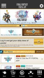 FINAL FANTASY Portal App Gaming Cypher 2