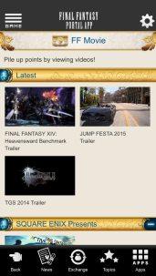 FINAL FANTASY Portal App Gaming Cypher 3