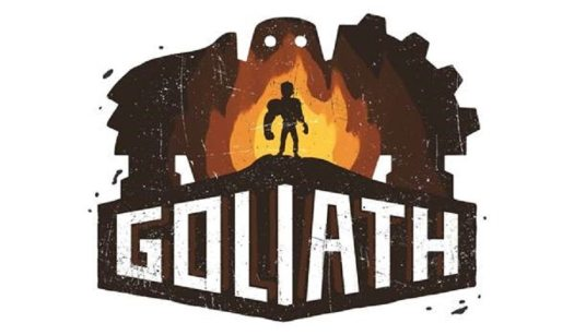 Goliath is Now on Kickstarter