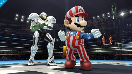 Sparks Fly on the 4th of July with Nintendo