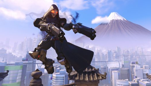 Overwatch Reaper Gameplay Preview by Blizzard