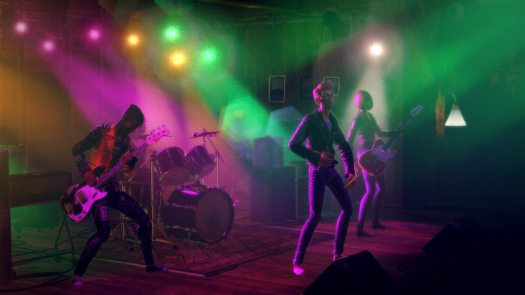 E3 2015 Rock Band 4 Freestyle Guitar Solo Gameplay Revealed