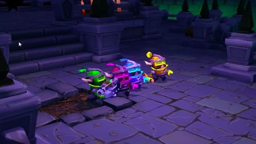 E3 2015 Presence Announced for Rock-Themed Co-op Dungeon Brawler Super Dungeon Bros