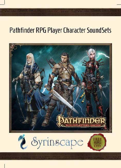 Syrinscape Pathfinder Gaming Cypher