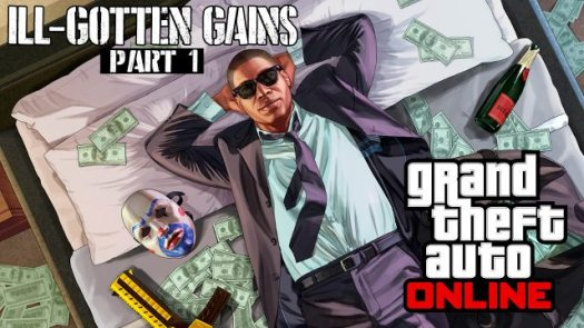 The GTA Online ILL-GOTTEN GAINS Update Part One Is Coming June 10