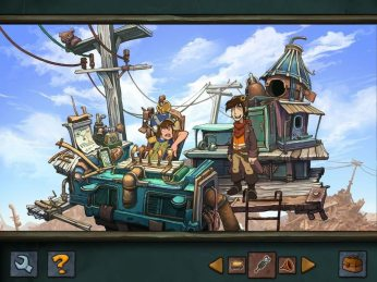 Deponia Gaming Cypher 2