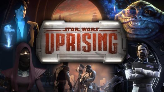 Star Wars Uprising New Video for Mobile