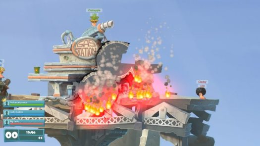 Team17 Reveal Worms WMD and Worms 4