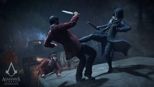 gamescom 2015: Assassin's Creed Syndicate Evie Gameplay Demo