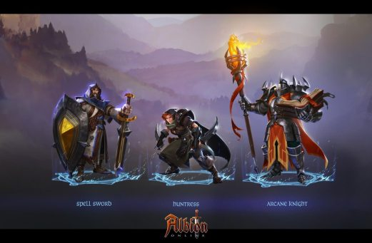 Albion Online Gaming Cypher 5