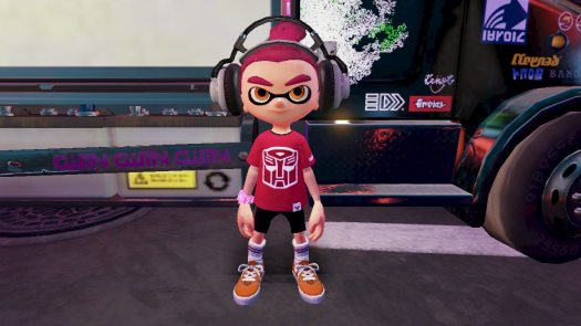 Nintendo and Hasbro Join Forces to Let TRANSFORMERS Fans Take Sides in Splatoon