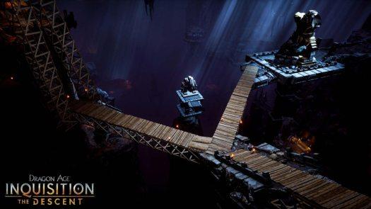 Dragon Age: Inquisition The Descent DLC Trailer