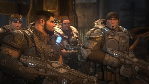 Gears of War Ultimate Edition Mad World Launch Trailer