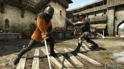 Kingdom Come: Deliverance Sword Combat Dev Video