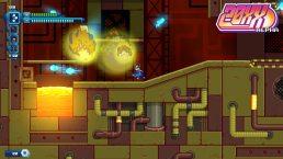 Mega Man 20XX Gaming Cypher 2