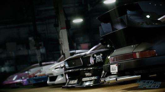 gamescom 2015: Need for Speed Become the Ultimate Icon