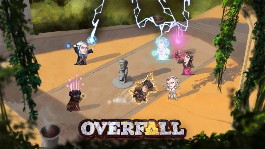 OVERFALL Fantasy-RPG Has 3 Days and about $7,300 to go on Kickstarter