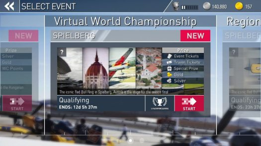 Virtual World Championship in Red Bull Air Race Enters 5th Round