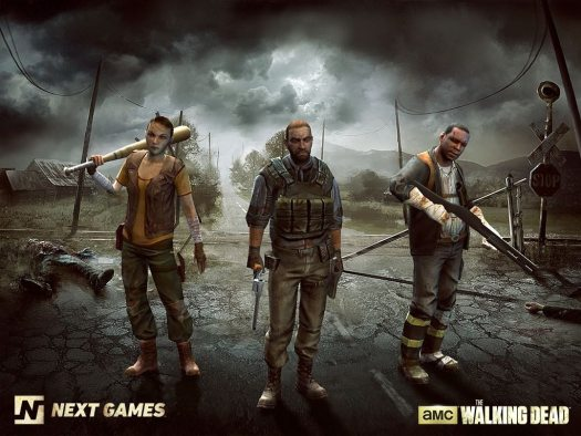 The Walking Dead: No Man's Land New Update and Video