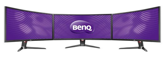 BenQ Releases Curved XR3501 Monitor for the Ultimate in Immersive Gaming