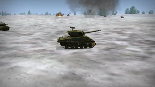 M4 Tank Brigade Classic Now on Steam Early Access