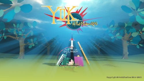 YIIK Reveals Very Earthbound-Y Screenshots and Shiny New Build