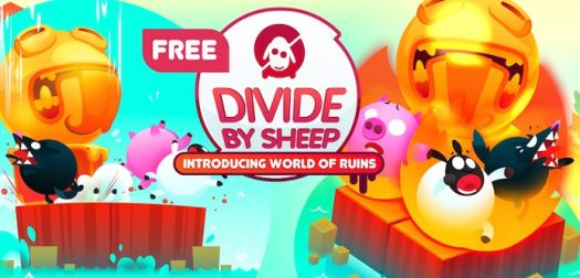 Divide By Sheep Now Free for Android on Google Play