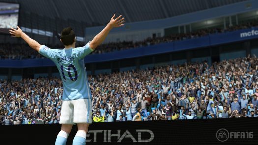 EA SPORTS FIFA 16 Now Available Globally