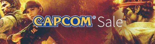 Humble Capcom Sale is Now Live