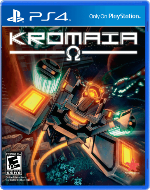 Kromaia Omega Heading to PS4 this Fall