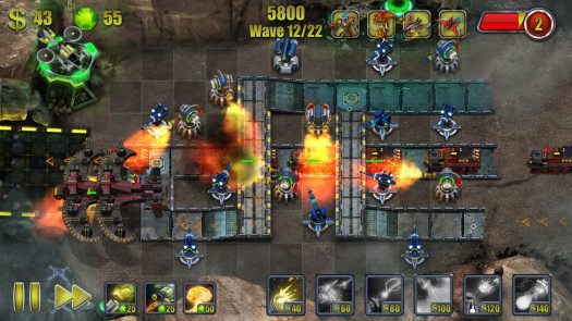 Moon Tower Attack Has Launched for Mobile Devices
