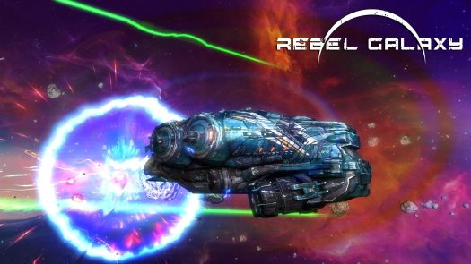 Rebel Galaxy PC Launch Date Announced by Double Damage Games