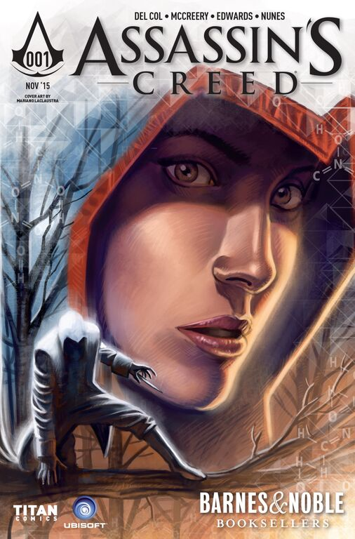 REVIEW of Assassin's Creed #001 Comic